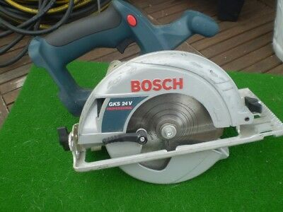 Bosch Gks 24 Cordless Saw - Bare Unit Only