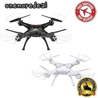 X5S RC Quadcopter Drone FPV 2.4G 4CH 6-Axis+Remote Controller for DIY RC Drone/