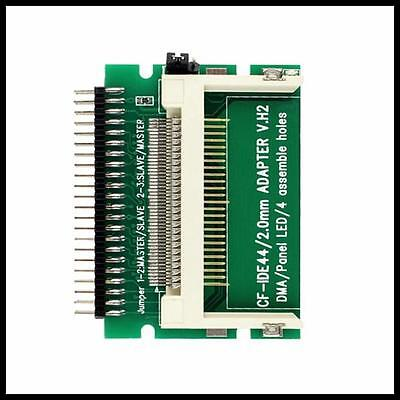"44pin Male CF Card Compact Flash Card to 2.5"" IDE ATA Converter PCD Adapter Pro&"