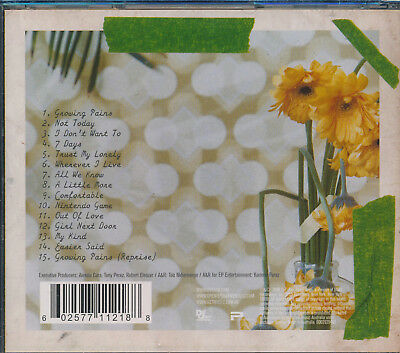 Alessia Cara The Pains Of Growing CD NEW