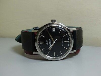 Superb Vintage Enicar WINDING Swiss Made MENS WRIST WATCH Old Used ANTIQUE E714