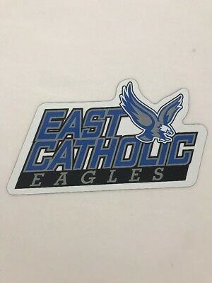 """East Catholic High School Eagles Manchester CT Magnet 6.5""""x4"""""""