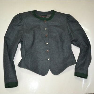 GIACCA DONNA  IN STILE TIROLESE  tg. 50