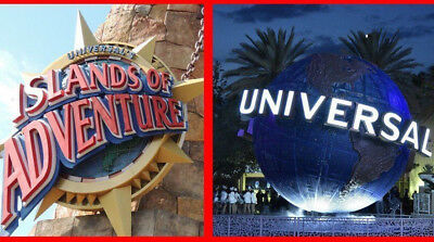 Universal Orlando Ticket Savings 2 Parks Base- 4 Days  A Promo Discount Tool
