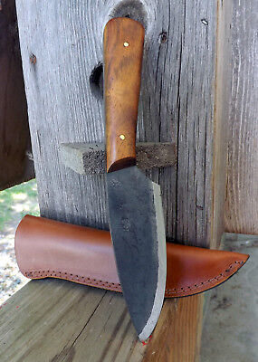 Jeff White Model Bush 1 Hand Crafted Knife