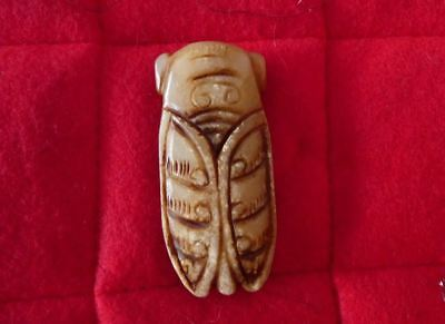 Ancient Egypt - New Kingdom . Steatite Scarab , Beautifull .1570–1070 B.c