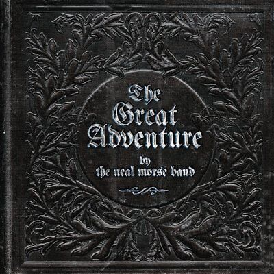 NEAL MORSE BAND The Great Adventure LTD 2CD/DVD *BOX*