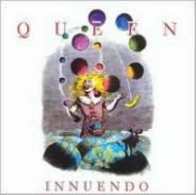 QUEEN: INNUENDO (OGV) (COLL) (REIS) (LP vinyl *BRAND NEW*)