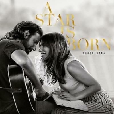 LADY GAGA / BRADLEY COOPER: A STAR IS BORN / O.S.T. (LP vinyl *BRAND NEW*)