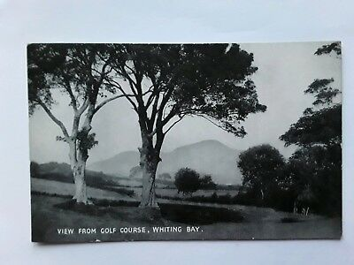 Postcard Whiting Bay Golf Course