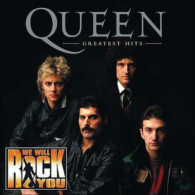 Queen: Greatest Hits: We Will Rock You Edition (Rmst) (Cd)