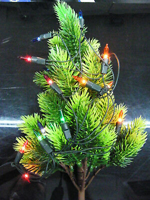 Christmas Tree with 15 lights 12 V Volt for car