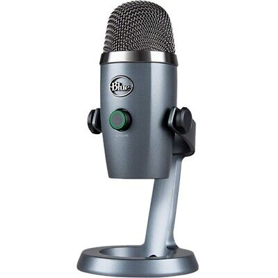 NEW Blue Microphones 0489 Professional Multi-Pattern USB Mic for Recording