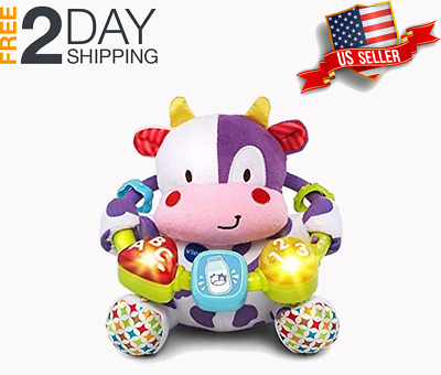 VTech Baby Lil' Critters Moosical Beads Toy, Purple,FREE SHIPPING