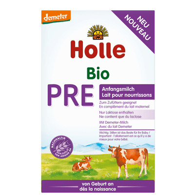 Holle Stage Pre Organic Formula
