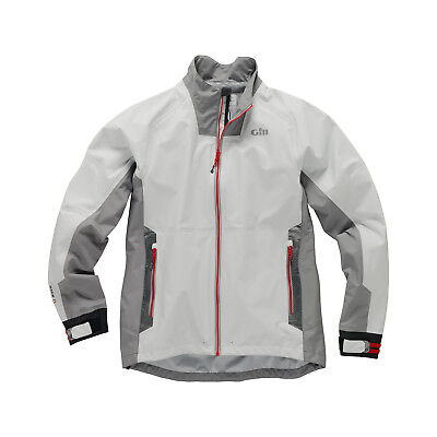 Gill Race Jacket 2018 - Argenté