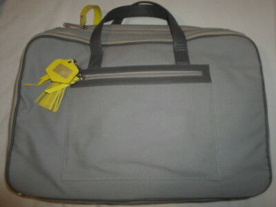 Sac A Langer / Valise De Maternite Sweetcase Complete Tissu Cuir Neuf