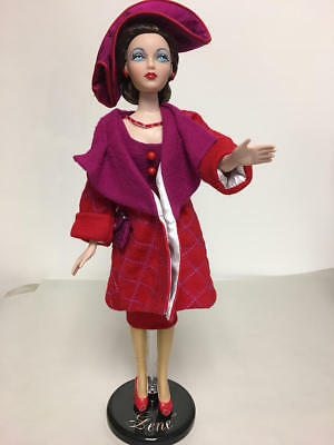 That Something Extra Gene Doll In Tonner Brenda Starr City Sophisticate Outfit