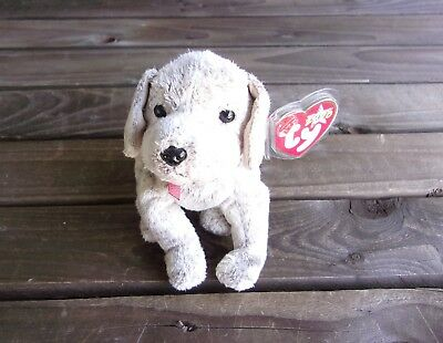 Tricks The Dog Beanie Baby Vintage Ty Bean Bag Plush Babies
