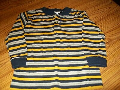 Lot of 3 Boy's Long Sleeved T-Shirts, Sonoma, T.K.S., and Okie Dokie, Size 3T