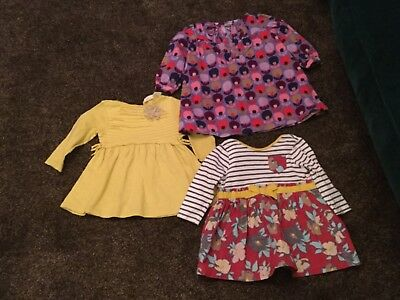 baby girl clothes bundle, 9-12 months, excellent condition, Zara, Joules and M&S