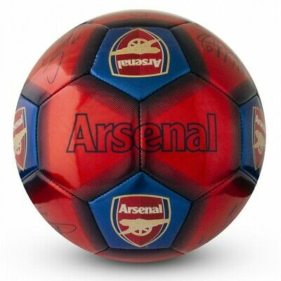 Arsenal Fc Official Signature Football Size 5