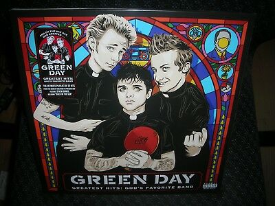 Green Day ***Greatest Hits: God's Favorite Band **NEW RECORD LP VINYL
