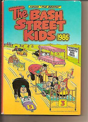 The Bash Street Kids Annual 1986 Kids Book From Beano