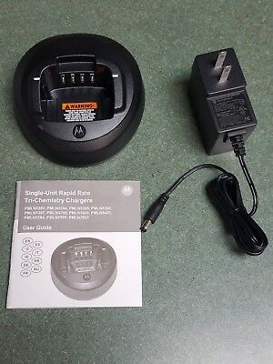 Motorola CP185 Rapid Charger - PMLN5398