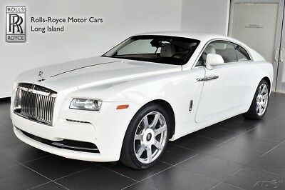2015 Rolls-Royce Wraith  Almost $60,000 in Options - Starlight Headliner - The Wraith Package