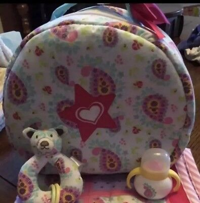Bitty Baby Doll American Girl New Diaper Bag & More All New!