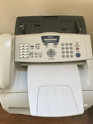 Brother IntelliFAX 2820 Fax and Copier in excellent condition.