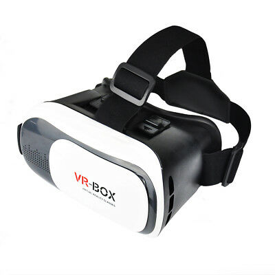 Detailed information about VR-BOX virtual reality headset 3D glasses
