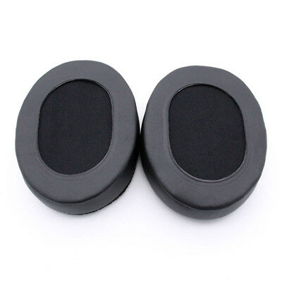 2Pcs Memory Foam Replacements Earpads Cover for Sony HM5 Fostex T50RP T50