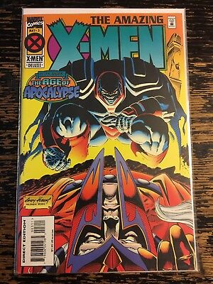 The Amazing X-Men #3 Age of Apocalypse (Marvel, 1995) Free Combine Shipping