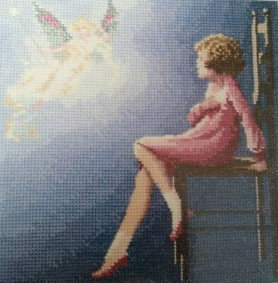 """It's a Fairy!""-counted cross stitch chart"
