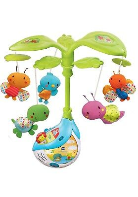 VTech Lil Critters Musical Dreams Baby Mobile Crib Toddler