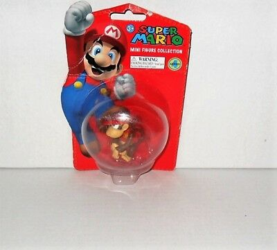 Super Mario Mini Figure Collection Donkey Kong Jr Packing Not Mint Item Is