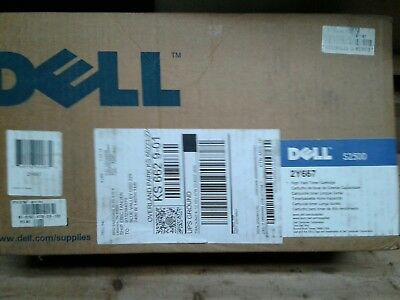 Dell S2500 Printer High Yield Toner Cartridge  2Y667 Brand New Genuine