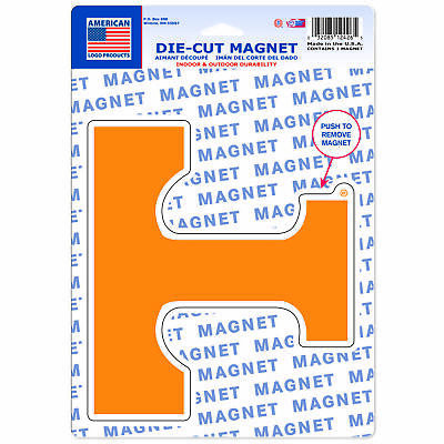 """Tennessee Volunteers Official NCAA 6"""" x 9"""" Car Refrigerator Magnet 6x9 Wincraft"""