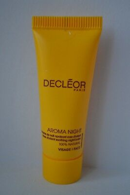Decleor Aroma Night Rose d'Orient soothing night balm travel size 5ml