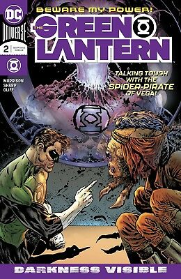 Green Lantern #2 Dc Comics Near Mint 12/5/18