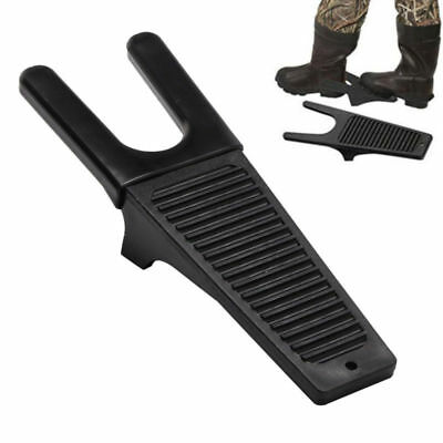 Heavy Duty Boot Puller Jack Welly Wellington Shoe Remover Scraper Cleaner Grip