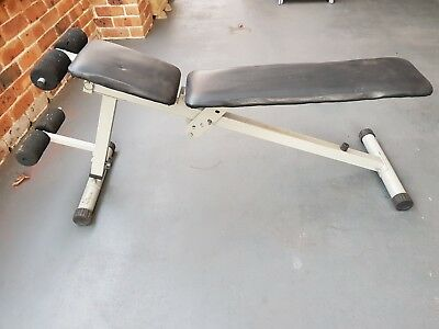 BENCH PRESS, Used