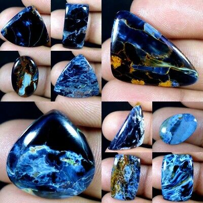 Pietersite Cabochon Loose Gemstones 100% Natural Chatoyant