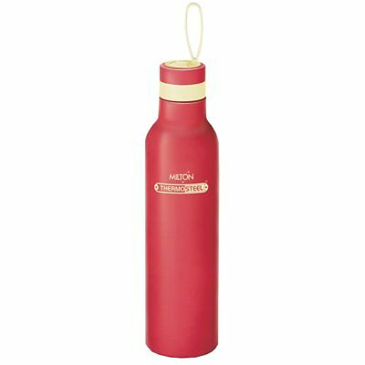 Milton Smarty Stainless Steel Water Bottle, 720ml, Orange