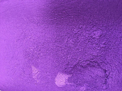10g MAUVE MICA - Soap Candle Polymer Clay Making Colour Mineral Powder