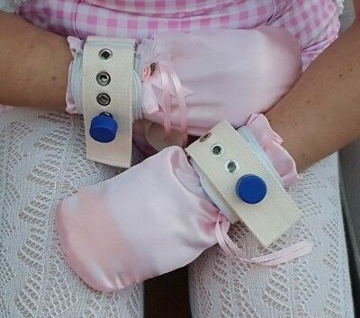 Medical Hospital Segufix Type Joined Wrist Ankle Restraint with Magnetic Locks