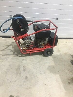 HILTA Pressure Washer, Yanmnar Diesel Engine (sp1645)