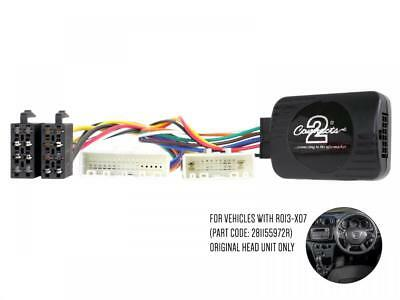 CTSDC003 Steering Wheel Stalk Control Interface for Dacia 2017 on FREE PATCHLEAD